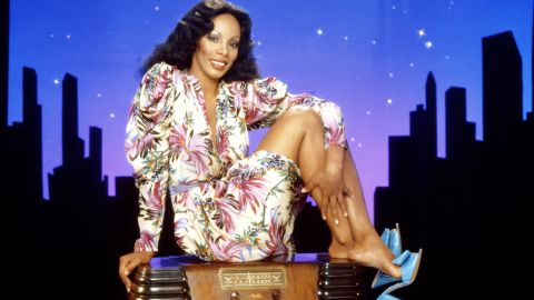 """Summer broke out of the disco mold with her 1979 album """"Bad Girls."""""""
