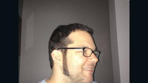 Finally! I am clean cut, except for the sideburns, and far better prepared for the imminent Atlanta summer.