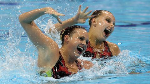 The 21-year-old will compete in the duet discipline with swimming partner Mariya Koroleva, having booked their places at the Olympic qualification event in London in April.
