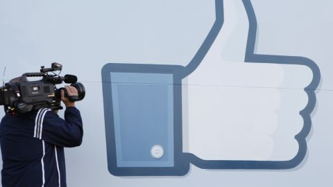 """Say goodbye to the thumb. The Facebook """"Like"""" button, on millions of Web pages, is being redesigned."""