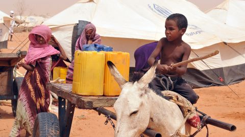 Fighting in northern Mali has resulted in hundreds of thousands of displaced people.