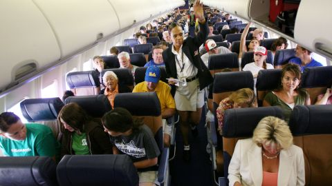 """""""Spread the seats out, get rid of the flight attendants with an attitude,"""" says a CNN.com commenter."""