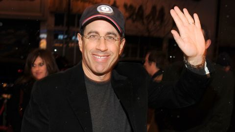 Jerry Seinfeld attends Paul McCartney plays World Famous Apollo Theater for first time, celebrating 20 Million Sirius XM Subscribers at The Apollo Theater on December 13, 2010 in New York City