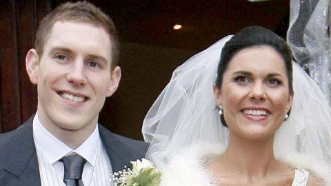 Michaela Harte-McAreavey, killed while on her honeymoon with John McAreavey, was buried in her wedding dress.