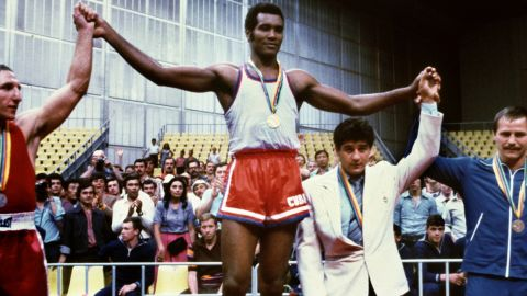 Stevenson's final gold came at the 1980 Moscow Games, where he beat Piotr Zaev of the Soviet Union in the final. Stevenson was also crowned world amateur champion on three occasions.