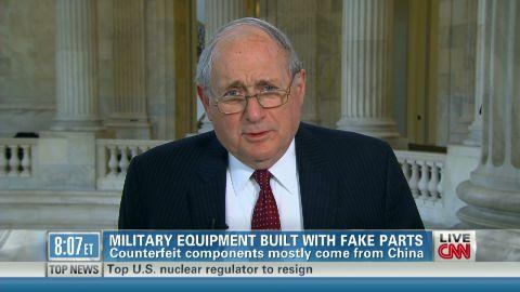 Levin fake parts china_00003112