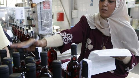 Some worry the growing influence of Islamists in Egypt's government could lead to alcohol being banned.
