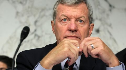 Senate Finance Committee chair Sen. Max Baucus announced the investigation into whether the charity deserves its tax-exempt status.