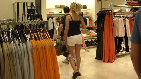 The campaigners say that foreigners, who make up 80% of the United Arab Emirates population, should avoid shorts and vest tops in public out of respect for local culture.