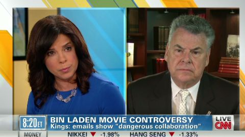 exp Point Rep. Peter King talks about Osama Bin Laden movie_00002001