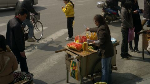 The Human Rights Watch reports says street vendors have been typical victims of abuse.