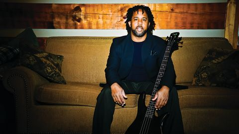 Bassist Victor Wooten says you don't need to start with the rules of music in order to play an instrument.
