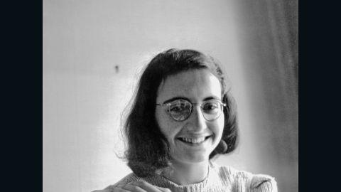 Anne Frank's sister Margot in 1941.