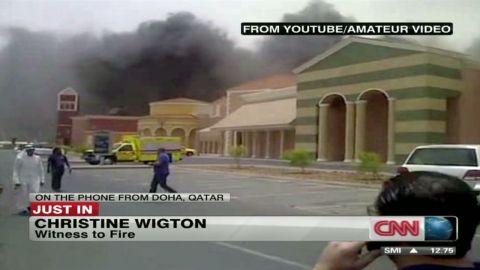 bpr qatar mall fire witness_00003524