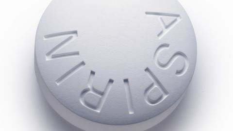 Taking an aspirin daily to lower your chances of heart attack or stroke? A study says it's not great for all.
