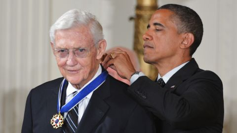 John Doar served as assistant attorney general in charge of the civil rights department of the Justice Department.  Among his many contributions to the civil rights movement, he singlehandedly prevented a riot in Jackson, Mississippi, after the funeral of slain civil rights leader Medgar Evers in 1963.