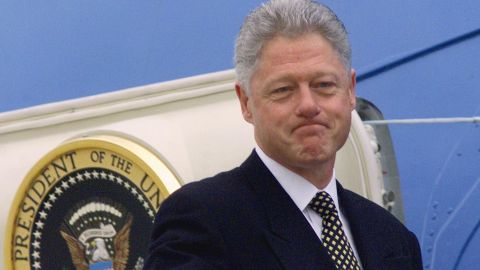 """<strong>Bill Clinton</strong>, who was impeached in 1998 and then acquitted by the Senate, narrowly denied having """"sexual relations with that woman,"""" <a href=""""http://www.youtube.com/watch?v=gV6yhEbEw9c"""" target=""""_blank"""" target=""""_blank"""">former intern Monica Lewinsky</a>."""