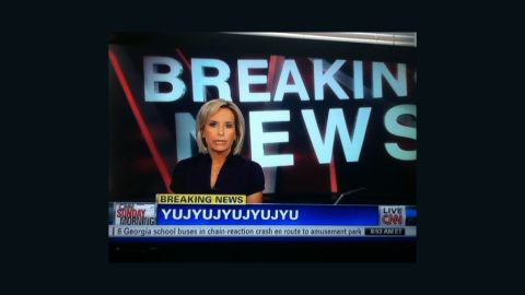 Even CNN can make a mistake.