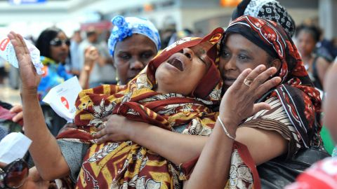 A Yemenia Airways plane carrying more than 150 people crashed in the Indian Ocean off the island nation of Comoros on June 30, 2009. The Airbus A310 was en route to Moroni, the capital of Comoros, from Yemen's capital, Sanaa.