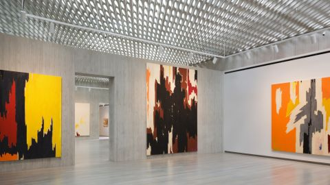 In his will, Still agreed to give away all of his artwork to an American city that would build a permanent museum to house it. Last year, Denver opened the Clyfford Still Museum, which was allowed to sell four of his paintings to help finance construction.  The paintings sold for $114 million.