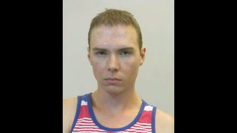 A mug shot of Luka Rocco Magnotta released by Montreal Police
