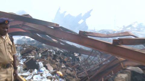 lkl duthiers lagos nigeria plane crash ground shots_00000915