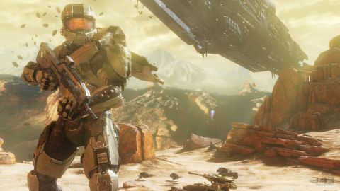 """""""Halo 4"""" is a wonderful new addition to the beloved sci-fi action franchise and the best """"Halo"""" campaign so far."""