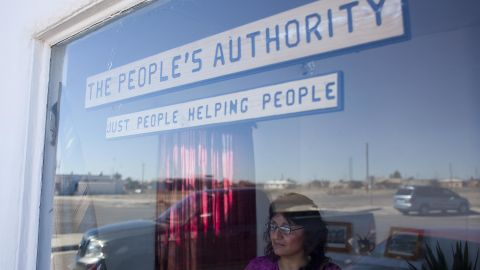 Village grant writer Norma Gomez is among several people hired by Mayor Nicole Lawson as part of a government overhaul after several officials were accused of trafficking arms to a Mexican cartel.