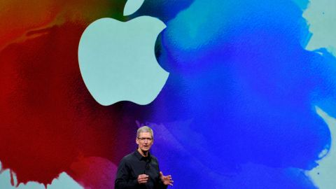 Apple CEO Tim Cook may roll out a new line of Macs when Apple's developers conferences begins Monday
