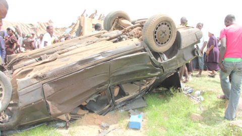 Jos Nigeria church blast stills montage_00010316