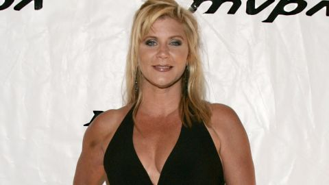 """Ginger Lynn got her start in pornographic movies in the mid-1980s. Around the early '90s, she quit and made appearances in several B-movies and mainstream ones such as """"Young Guns II"""" with Kiefer Sutherland and Emilio Estevez. In 1999, Lynn returned to the adult film industry and starred in a porn film with James Deen in 2008. She has been ranked No. 7 in Adult Video News' greatest porn stars of all time list."""