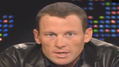 2005: Lance Armstrong denies doping