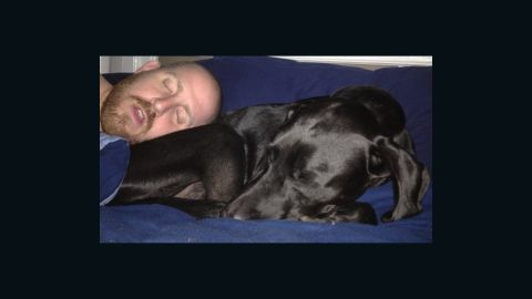 Both Jarrett and his dog, Mikey, have issues with a trending report saying morning people are happier.