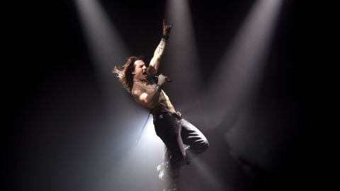 """Tom Cruise stars as Stacee Jaxx in '""""Rock of Ages."""""""