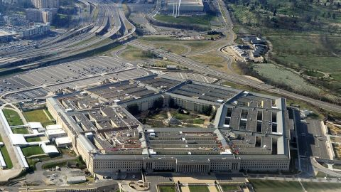 The Pentagon in Washington is shown in this Dec. 26, 2011 file photo.