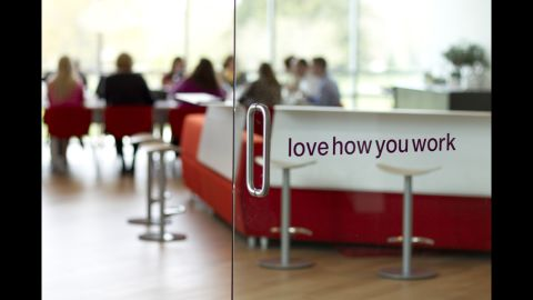 Steelcase, based in Grand Rapids, Michigan, is one of the chief designers and manufacturers of office furniture.