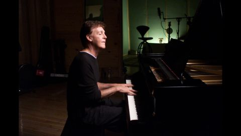 """McCartney records the song """"From a Lover to a Friend"""" for his 2001 album """"Driving Rain.""""  Following the September 11 terrorist attacks, he said all proceeds from the sales of the single would go to New York's fire and police departments."""