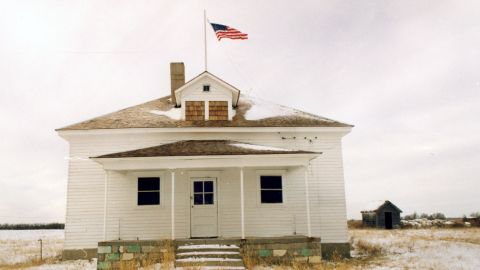 Named for an escaped slave, Nicodemus is the oldest surviving African-American town west of the Mississippi.
