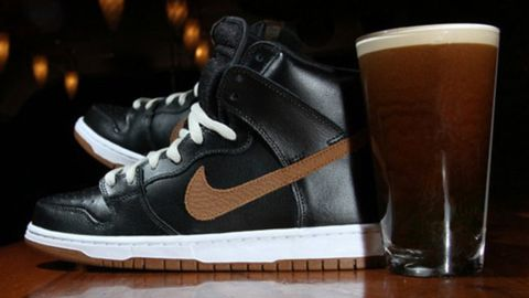 """In March 2012, Nike promoted a shoe referred to as the """"Black and Tan"""" SB low dunk, with a planned release date on St. Patrick's Day.  However """"Black and Tan"""" also refers to a paramilitary group that is known for terrorizing Ireland after World War I, making the shoe's moniker unpopular in Ireland. Nike apologized, saying that no offense was intended."""