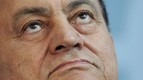 Former Egyptian President Hosni Mubarak, 84, is declared clinically dead on Tuesday, June 19, shortly after arriving at a military hospital in Cairo, according to Egypt's state-run news agency.