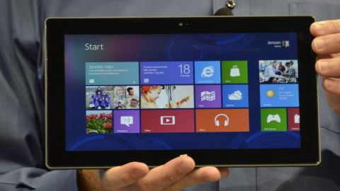 """It felt like Microsoft was on to something: a hybrid that paired the form of a tablet with the keyboard and souped-up specs of a laptop. But the Surface has, thus far, failed to put a scare in the iPad. This summer, Microsoft had to take a nearly $1 billion write-off because of unsold Surface tablets. Don't count them out yet, though: <a href=""""http://money.cnn.com/2013/11/08/technology/mobile/microsoft-surface-2-review/"""" target=""""_blank"""">Second-generation Surface tablets are out</a> and getting improved marks from reviewers."""