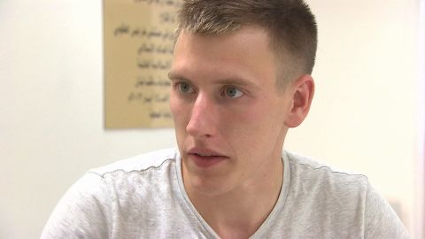Peter Kassig is an American who traveled to Lebanon to help treat wounded Syrians.