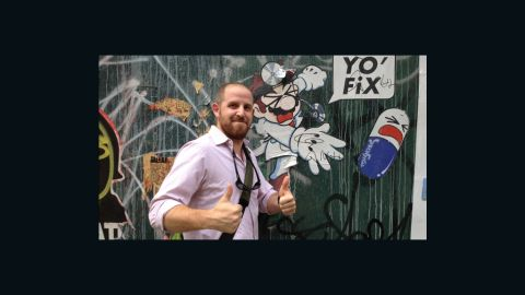 Reddit users were talking about Dr. Mario graffiti found in New York. That's apparently enough for Jarrett.