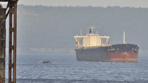 In addition to Australian relief efforts, Indonesia has sent two warships to assist the rescue.