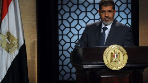 Egypt's president-elect, Mohamed Morsi, is in the process of putting together a government.