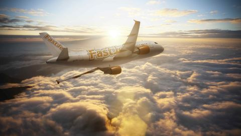The airline operates out of Tanzania and is backed by the founder of EasyJet. It was launched in late 2012.