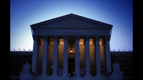 Two years after Obama signed the health care legislation, the Supreme Court took up the historic test of whether it's constitutional.