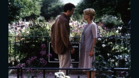 """If 1990's """"Joe Versus the Volcano"""" didn't sell you on the chemistry of Meg Ryan and Tom Hanks, surely 1993's """"Sleepless in Seattle"""" did the trick. The pair co-starred for a third time in 1998's """"You've Got Mail."""""""