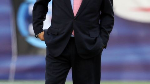 New England Patriots owner Robert Kraft presided over the franchises three Super Bowl wins between 2001 and 2004.