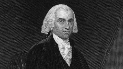 <strong>Marbury v. Madison (1803):</strong> When Secretary of State James Madison, seen here, tried to stop Federal loyalists from being appointed to judicial positions, he was sued by William Marbury. Marbury was one of former President John Adams' appointees, and the court decided that although he had a right to the position, the court couldn't enforce his appointment. The case defined the boundaries of the executive and judicial branches of government.